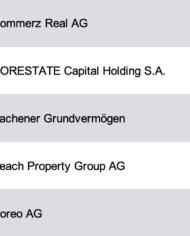 Largest Real Estate Investors Germany Database