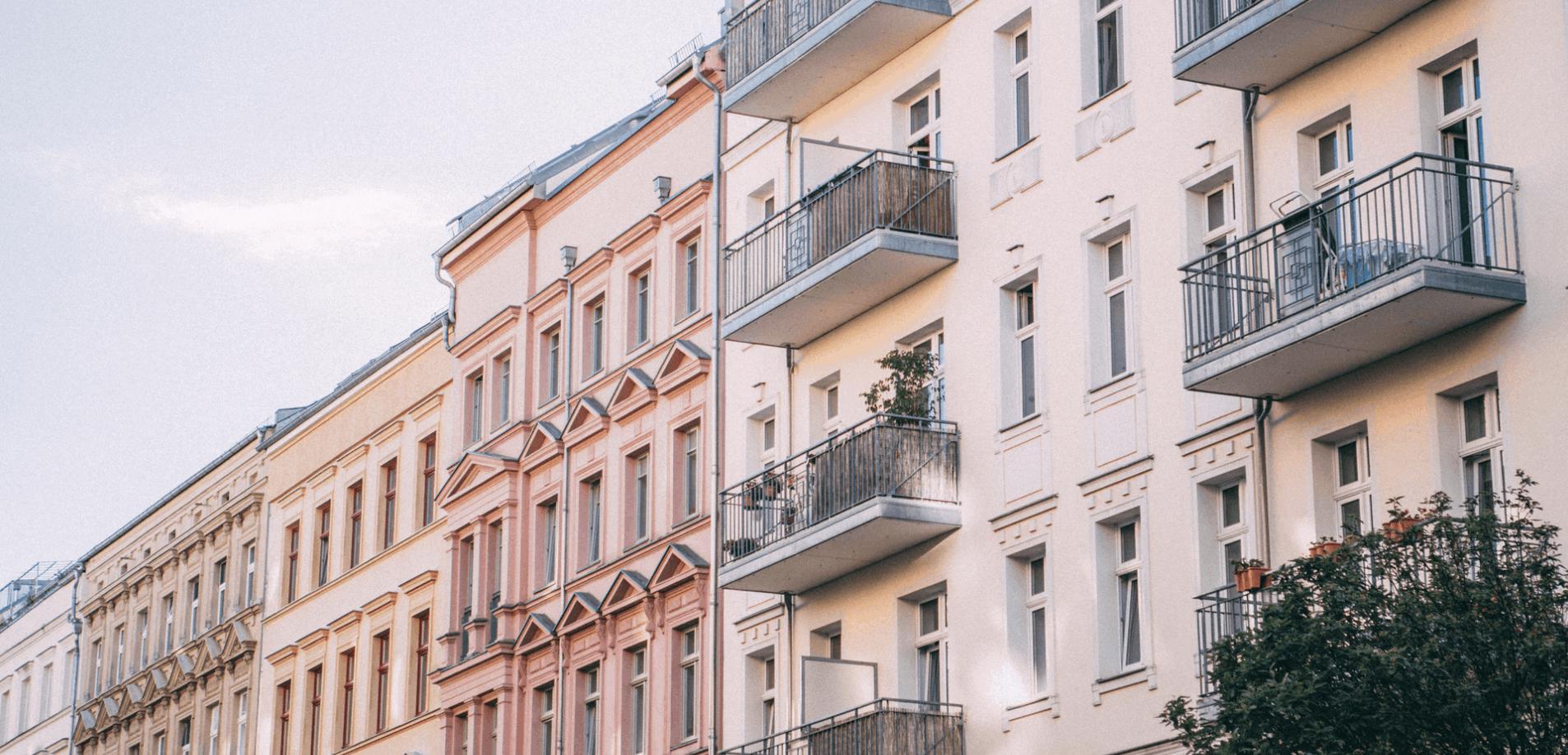 Real estate asset classes