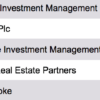 list uf uk real estate investors