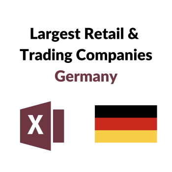 Research Germany - List of Largest Trading and Retail Companies