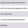Venture Capital Investors Germany Database