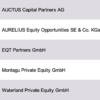 Private Equity Investors Germany Database