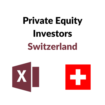 Research Germany - List of the 50 Largest Private Equity Investors in Switzerland