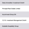 Hotel Investors Germany Database