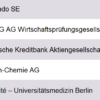 Research Germany - List of the Largest Companies in Berlin