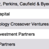Research Germany - List of the Largest Venture Capital Investors USA