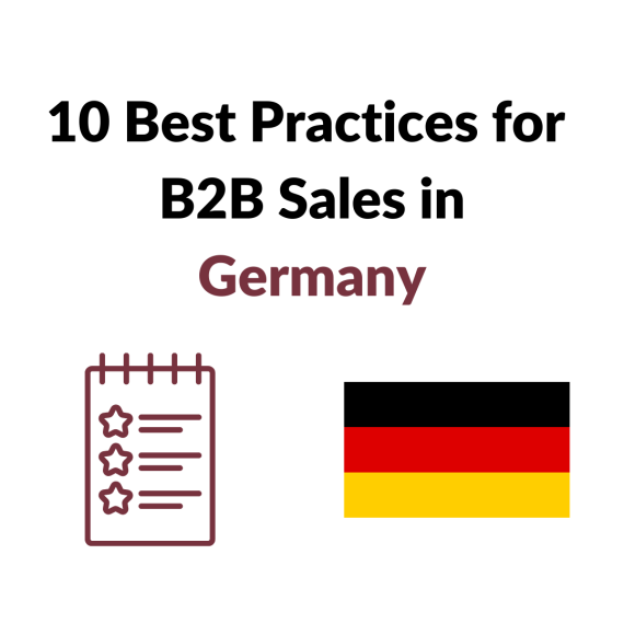 B2B Sales in Germany Whitepaper