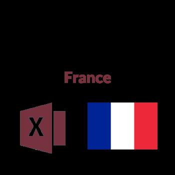 List of 200 Real Estate Investors France