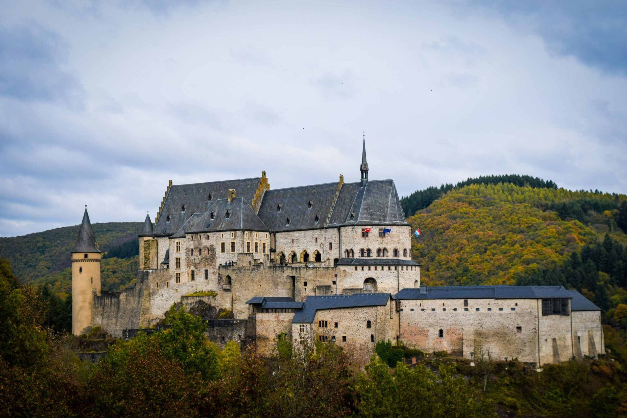 List of Real Estate Investors in Luxembourg