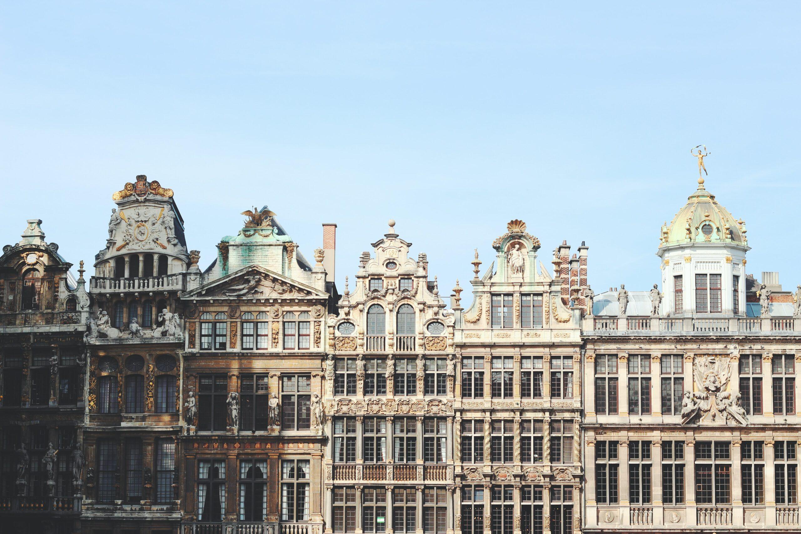 List of Real Estate Investors in Belgium