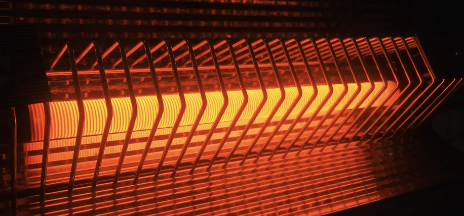 Database heating and cooling technology
